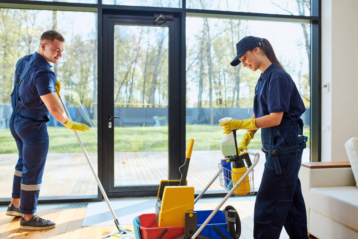 Pourquoi recourir à une entreprise de nettoyage ?